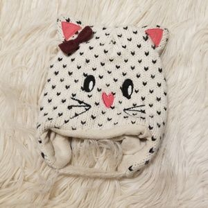 target Accessories - 6HOUR SALE (2) 6 12m knitted bunny and kitty hat b66d77f12220